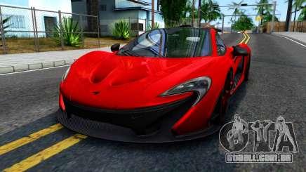 McLaren P1 2015 para GTA San Andreas