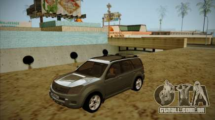 Great Wall Hover H2 para GTA San Andreas