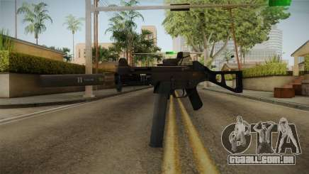 Battlefield 4 - UMP-45 para GTA San Andreas