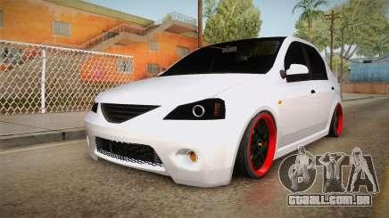 Dacia Logan Tuning v2 para GTA San Andreas