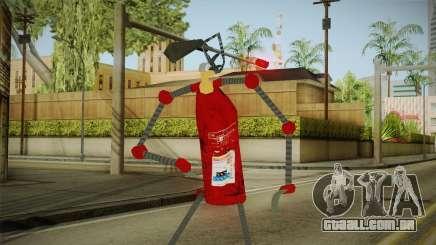 Um extintor de incêndio para GTA San Andreas