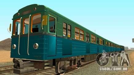 ST_M Metrostav tipo E para GTA San Andreas