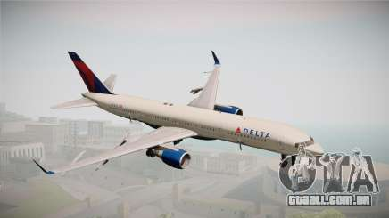 Boeing 757-200 Delta Air Lines para GTA San Andreas