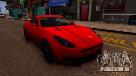 Ocelot Lynx Without Liveries para GTA 4