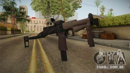 Battlefield 4 - SR-2 para GTA San Andreas
