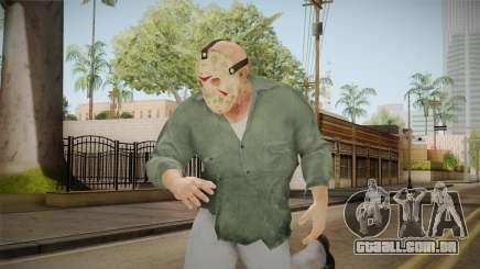Friday The 13th - Jason Voorhees Part III para GTA San Andreas