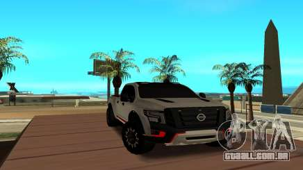 Nissan Titan para GTA San Andreas