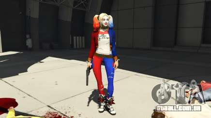 Harley Quinn from DC Legends para GTA 5