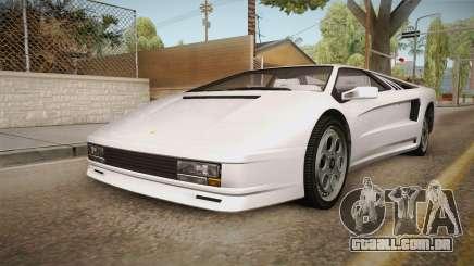 GTA 5 Pegassi Infernus Classic para GTA San Andreas