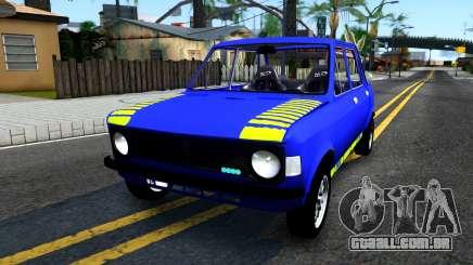 Fiat 128 v2 para GTA San Andreas