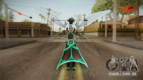 The Lost Song - Kirito Alo para GTA San Andreas