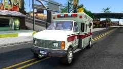 Resident Evil Ambulance