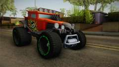 Hot Wheels Baja Bone Shaker