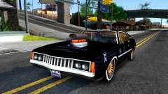 Ken Block Clover para GTA San Andreas