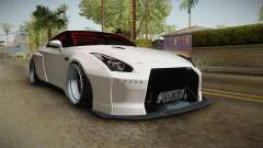 Nissan GT-R R35 Pandem Rocket Bunny para GTA San Andreas