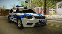 Skoda Yeti Sérvio, A Polícia De Fronteira