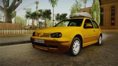 Volkswagen Golf Mk4 Stock para GTA San Andreas
