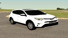 Toyota RAV4 2016 para GTA San Andreas