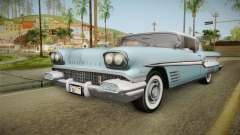Pontiac Bonneville Hardtop 1958 IVF