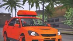 Mitsubishi Lancer Evolution IX MR LPcars para GTA San Andreas