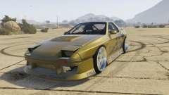 Mazda Fc3 BN SPORTS