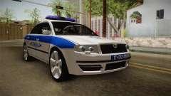 Skoda Superb Serbian Police v1