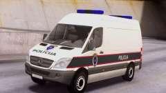 Mercedes-Benz Sprinter BIH Police Van