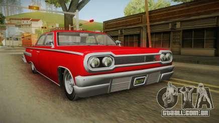 GTA 5 Declasse Voodoo 4-door para GTA San Andreas