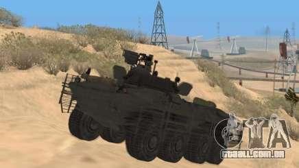 O BTR-90 para GTA San Andreas