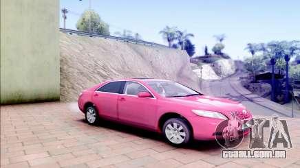 Toyota Camry v40 para GTA San Andreas