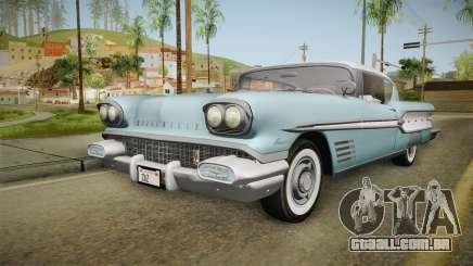 Pontiac Bonneville Hardtop 1958 IVF para GTA San Andreas