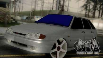 VAZ 2114 de Áudio do Carro para GTA San Andreas