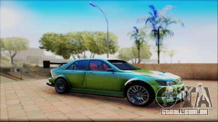 Toyota Altezza RS 200 TRD para GTA San Andreas