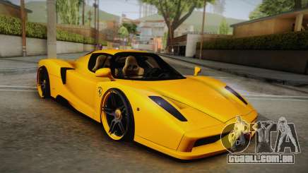 Ferrari Enzo Novitec Rosso para GTA San Andreas