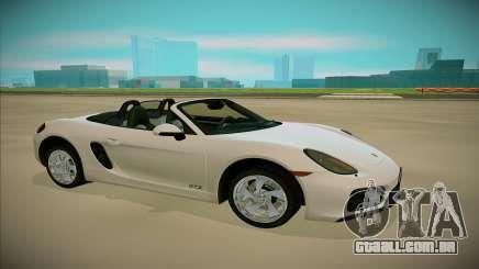 Porcshe Boxster GTS para GTA San Andreas