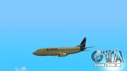 Boeing 737-300 LATAM Airlines para GTA San Andreas