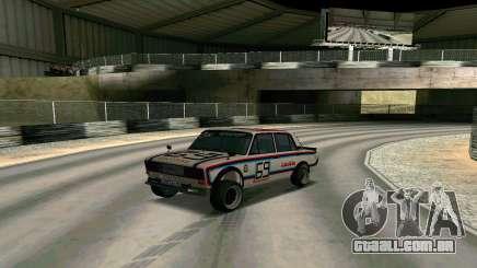 VAZ 2106 Kolomna para GTA San Andreas