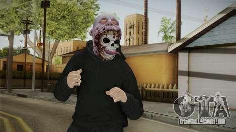 GTA Online: Random Male Skin para GTA San Andreas