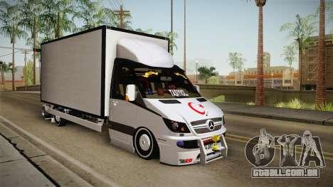 Mercedes-Benz Sprinter v3 para GTA San Andreas