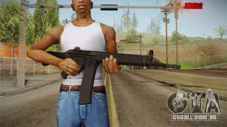 HK-33 Assault Rifle para GTA San Andreas