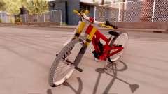 NOX Cycles Mountainbike para GTA San Andreas