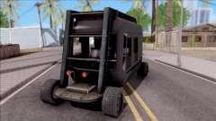 Alien Solair para GTA San Andreas