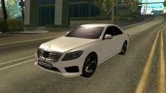 Mercedes-Benz S63 AMG Armenian