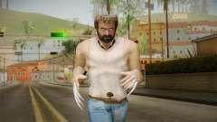 Logan Wolverine v1 para GTA San Andreas