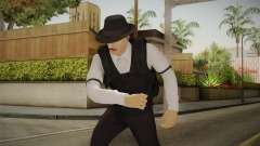 GTA Online: Public Enemies Skin para GTA San Andreas