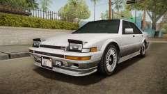 GTA 4 Dinka Hakumai Tuned Bumpers SA Style