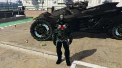 Arkham Knight Batman Beyond 2039 para GTA 5