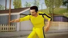 GTA LCS - Tony Yellow Jump Suit