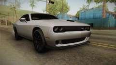 Dodge Challenger SRT Hellcat para GTA San Andreas