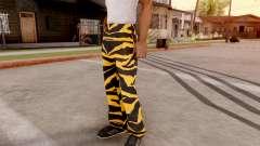 Tigre calças